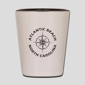 North Carolina - Atlantic Beach Shot Glass