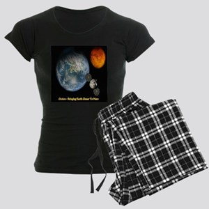 Orion - Bringing Earth Close Women's Dark Pajamas
