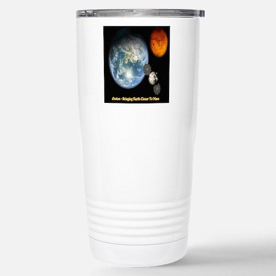 Orion - Bringing Earth Stainless Steel Travel Mug