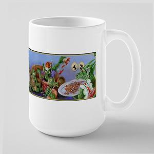 Dragon Christmas 2010 Mugs