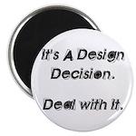 Design Decision Magnet