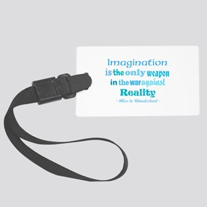 Imagination Luggage Tag