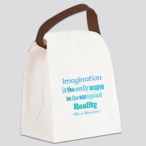 Imagination Canvas Lunch Bag