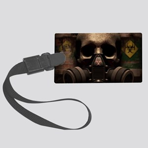 Sentinel 2 Close Crop Large Luggage Tag