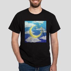 Moon Blue T-Shirt