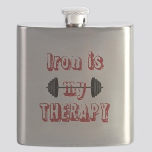 Iron Therapy Flask