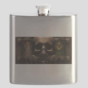 Sentinel 2 Close Crop Flask