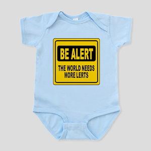 Be Alert Infant Bodysuit