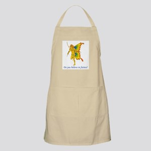 Do you believe in fairies? BBQ Apron