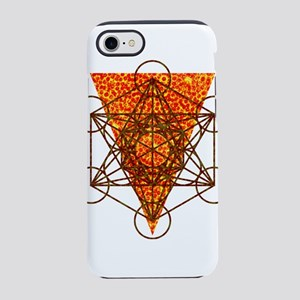 Sacred Pizza Geometry iPhone 7 Tough Case