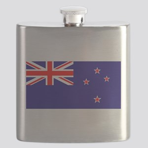 NZ Flag Flask