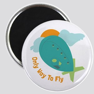 Way To Fly Magnets