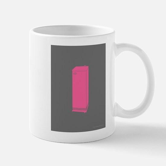 pink sex at work Mug