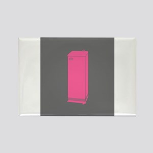 pink sex at work Rectangle Magnet (10 pack)