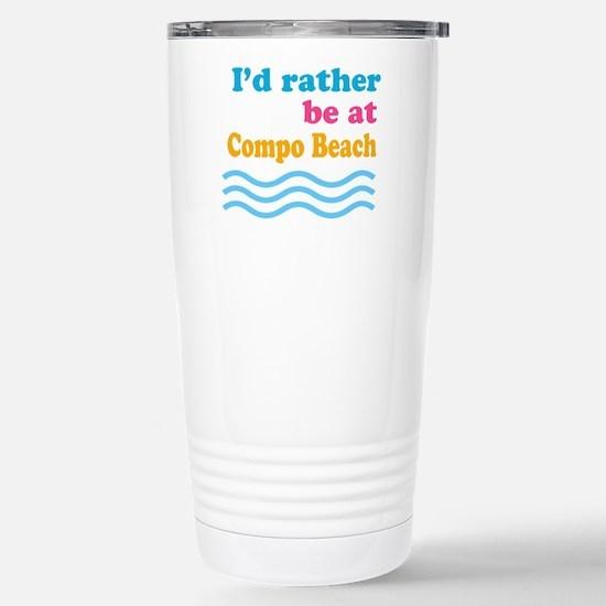 compobeach.png Travel Mug