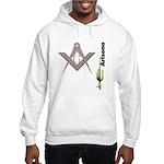 Arizona Freemasons Hooded Sweatshirt