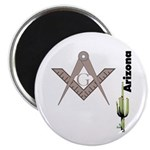Arizona Freemasons Magnet