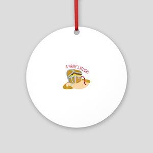 Pirates Delight Ornament (Round)