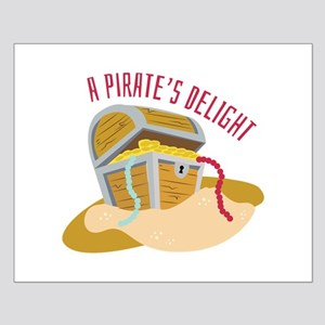 Pirates Delight Posters
