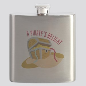 Pirates Delight Flask
