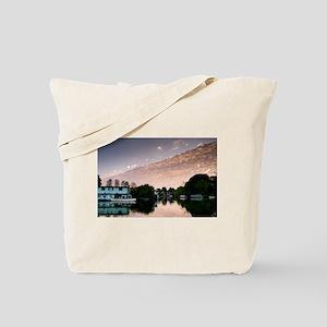 River Thames Cloud, Sur - Alaska Stock Tote Bag 17