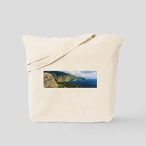 Slieve League, Co Doneg - Alaska Stock Tote Bag 17