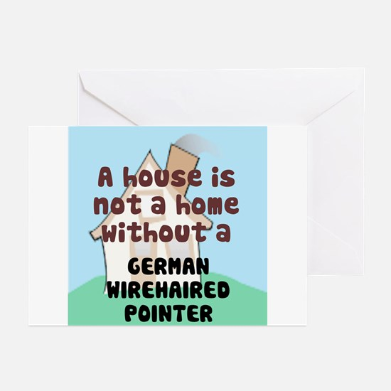 Wirehaired Home Greeting Cards (Pk of 10)