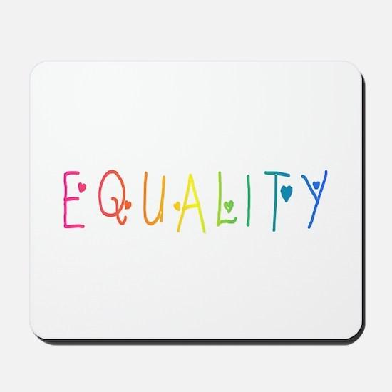 Equality Mousepad