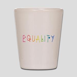 Equality Shot Glass