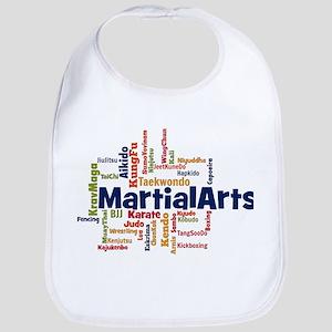 Martial Arts Bib