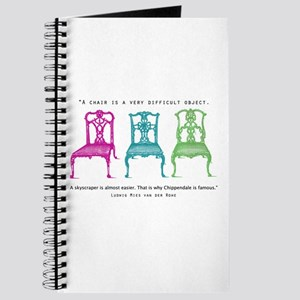 Mies van der Rohe/Chip-Chairs Journal