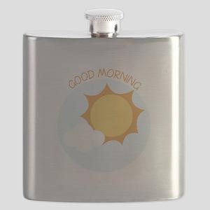 Good Morning Flask