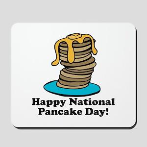 Pancake Day Mousepad