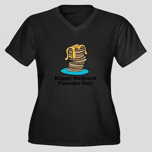 Pancake Day Plus Size T-Shirt