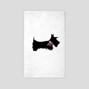 Scottie Dog Area Rug
