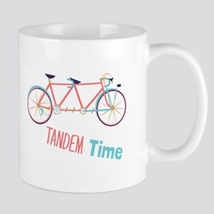 Tandem Time Mugs