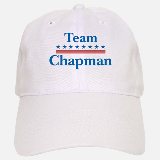Team Chapman Baseball Baseball Cap