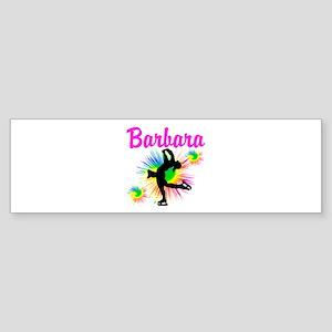 SKATING PRINCESS Sticker (Bumper)