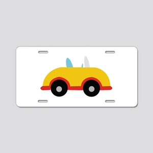 Little Car Aluminum License Plate