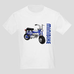 Minibike blue T-Shirt