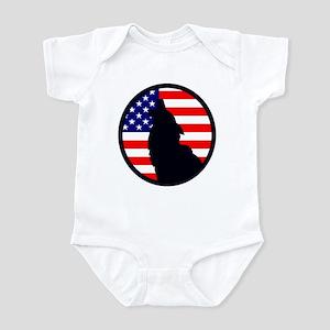 USA Full Moon Infant Bodysuit