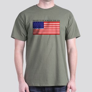 Born in the USA Dark T-Shirt