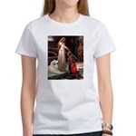 The Accolade & Great Pyrenees Women's T-Shirt