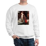 The Accolade & Great Pyrenees Sweatshirt