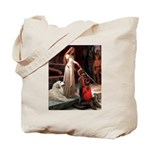The Accolade & Great Pyrenees Tote Bag