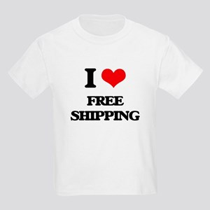I Love Free Shipping T-Shirt