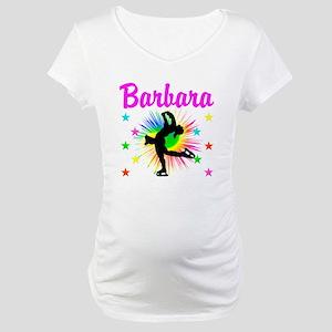 SKATING SENSATION Maternity T-Shirt