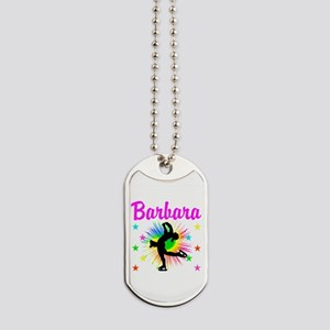 SKATING SENSATION Dog Tags