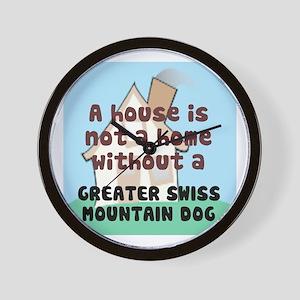 Swissy Home Wall Clock