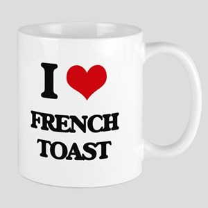 I Love French Toast Mugs